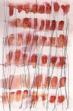 Recent Drawings by Marie Bortolotto