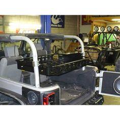 Synergy Jeep JK Wrangler Baja Basket - 2 Door - Overland Gear HQ