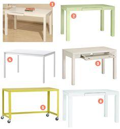 Parsons Desk Alternatives