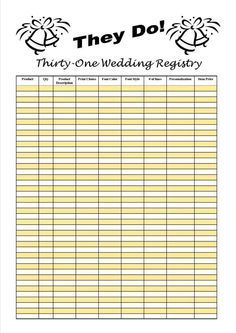 Customize your own bridal registry and get some of your favorite Thirty-One products as gifts!