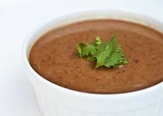 Slow Cooker Tangy Coconut Black Bean Soup Makes 6 servings. 2 WW pp per serving.