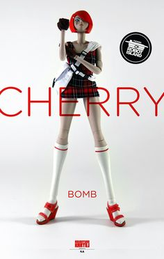 Cherry Bomb by 3A Toys