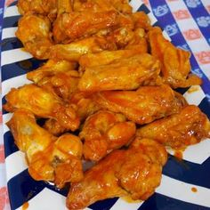 Beer Brined Chicken Wings (Football Friday) @keyingredient #cheese #chicken