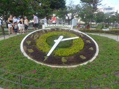 Relógio das Flores, Garanhuns - PE