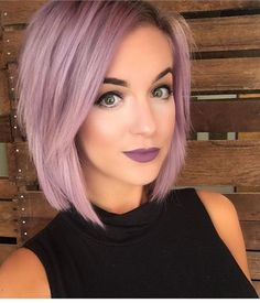 A Purple Lilac Haircolor Formula - Hair Color - Modern Salon