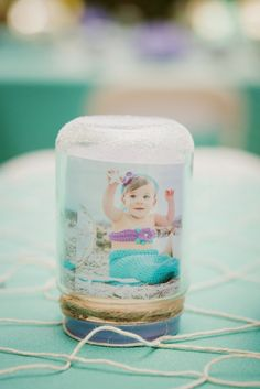 To celebrate Allison's first birthday, it was quite easy for her parents to come up with this ocean-loving tyke's theme. So without pulling any punches, her mom and pop set out to throw the most beautifully orchestrated mermaid party to rival all others. So put on your swimming trunks, practice holding your breath, and dive …