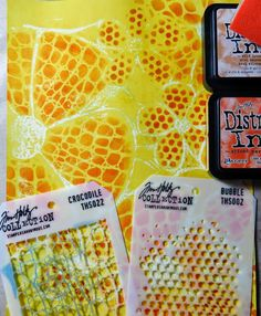 Playing With Gelli Plates - Artist Trading Post