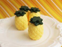 Pineapple Soap Set