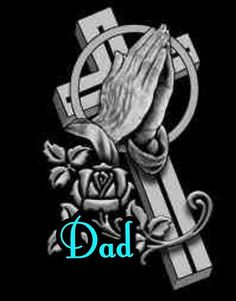 DAD I miss you so much holidays are always hard especially valentines day with mom miss you pops RIP-Var