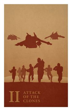 Silhouette Star Wars Poster series by Jonathan Ellis.       More on thaeger.com