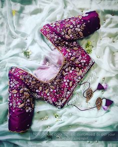 Hand Work Blouse Design, Simple Blouse Designs, Stylish Blouse Design, Wedding Saree Blouse Designs, Saree Blouse Neck Designs, Traditional Blouse Designs, Designer Blouse Patterns, Sarees, Blouses