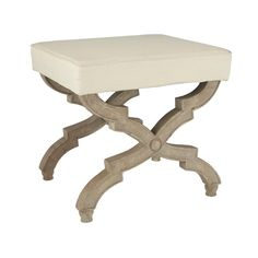 X-Base Stool - Cream