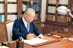 "Daisaku Ikeda – who presides over the lay Buddhist organization Soka Gakkai International (SGI), based in Tokyo – has tabled a set of proposals ahead of #RioPlus20, one of which envisages the creation of a ""global organization for sustainable development"". Read more at http://www.eurasiareview.com/13062012-rio20-buddhist-leader-urges-paradigm-shift-analysis/"