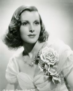 Frances Marion Dee ~WAMPAS Baby Stars 1931 (November 26, 1909 – March 6, 2004) was an American actress. She starred opposite Maurice Chevalier in the early talkie musical, Playboy of Paris (1930). She starred in the film An American Tragedy (1931) in a role later recreated by Elizabeth Taylor in the 1951 retitled remake, A Place in the Sun.