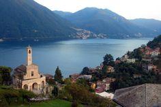 A Labor of Love in Lake Como