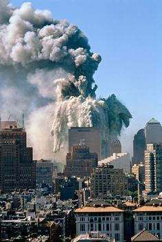 "9/11/2001   Of this awful day, Obama's Muslim Pastor and friend, Jeremiah Wright, said ""America's chickens have finally come home to ROOST!"" In other words.. we deserved it.  He is also known for often saying, ""It's not God Bless America  but God damn America!"""