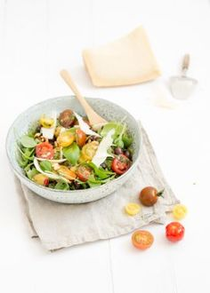 Fresh & Easy: Italiaanse linzensalade