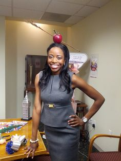 And this fashionable accessory is not just for the ladies! Melissa tries on one of the men's fascinators! Creative!