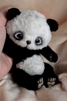 Panda Mei-Lin by By Vyruchaeva Nadehzda   Bear Pile