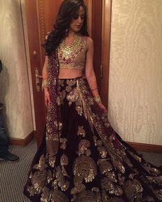 To order your wedding ensemble or for customization kindly email at nivetasfashion or Or Whatsapp: 917696747 Indian Bridal Lehenga, Indian Bridal Fashion, Indian Wedding Outfits, Pakistani Outfits, Bridal Outfits, Indian Outfits, Bridal Dresses, Wedding Lehnga, Indian Weddings