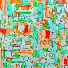 Inspired by Abstract Expressionism Collection | Saatchi Art