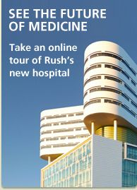 Named a top U. hospital by U. News & World Report, Rush University Medical Center is one of Chicago's finest academic medical centers. Comprised of Rush University Medical Center, Rush University, Rush Oak Park Hospital and Rush Health. Top Hospitals, New Hospital, High Standards, Medical Center, Nurses, Doctors, Architects, Families, Goal