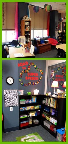 """""""A Speech Room Worth Waiting For..."""" Tour a real classroom with speechroomstyle.com"""
