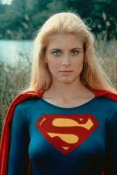 Helen Slater Supergirl   New images of Helen Slater as Supergirl   Supergirl: Maid of Might