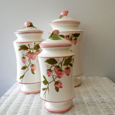455 best canisters images jars kitchen canisters kitchen containers rh pinterest com