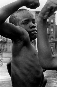 Black in White America #LeonardFreed
