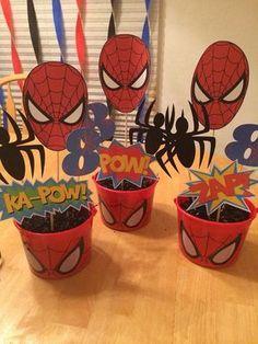 festa homem aranha (10)