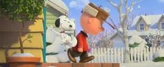 'The Peanuts Movie': 10 telling reasons to appreciate today's new trailer - The Washington Post