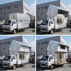 Caravana Transformable