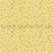 Tapety na stenu Home Sweet Home - mozaika žlto-oranžová