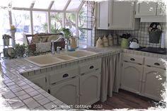 **My Desert Cottage**: Kitchen Makeover Reveal!