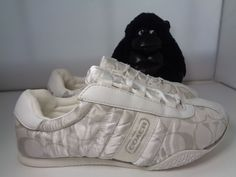 8484bad217c6cf Womens Coach Kirby Q999 Athletic Walking shoes size 7 M  Coach   RunningCrossTraining Coach Shoes