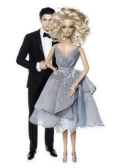 The Fashion Doll Chronicles: Karl Lagerfeld photographs Barbie - should Ken be jealous?