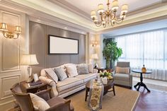 9 Living Room Ideas with Accent Walls • Art of the Home
