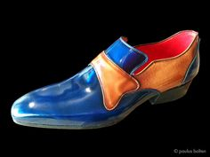 Paulus Bolten Shoe Boudoir Souliers & cuirs patinés: the first limited edition from my legendary mocs P...