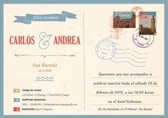 Diseño de Partes Andrea & Carlos