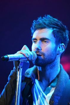 Adam Levine. At the risk of losing my street cred, I will say I am learning to love Adam Levine.