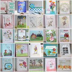 Top25 card designs from 2014 by Nichol Magouirk