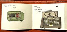 Urban Sketching - Pen & Markers by Rita Caré