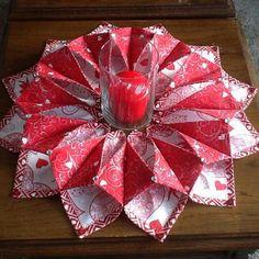 Fold n stitch wreath                                                                                                                                                                                 More