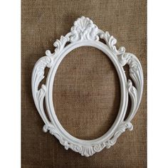 """""""moldura branca para espelho"""""""