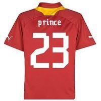 2012-13 Ghana Puma Away Shirt (prince 23)
