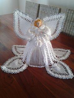 Resultado de imagen para patrones crochet de angeles