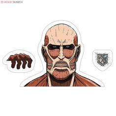 attack on titan colossal titan full body - Google Search