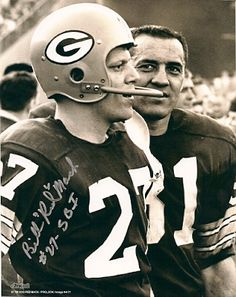 Green Bay Packers BILL RED MACK. #vintage #packers #nfl