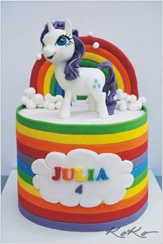 Pony - Cake by KoKo